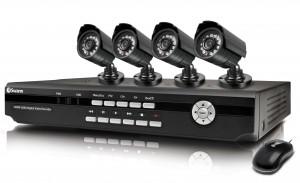מצלמות אבטחה ברחובות